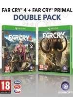 Doublepack - Far Cry 4 a Far Cry: Primal (XONE)