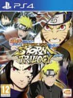 Naruto Shippuden: Ultimate Ninja Storm Trilogy (PS4)