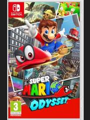 Super Mario Odyssey (SWITCH)