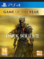 Dark Souls III: The Fire Fades Edition (GOTY) (PS4)