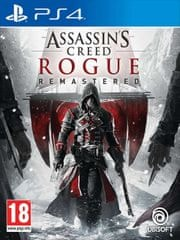 Assassins Creed: Rogue - Remastered (PS4)