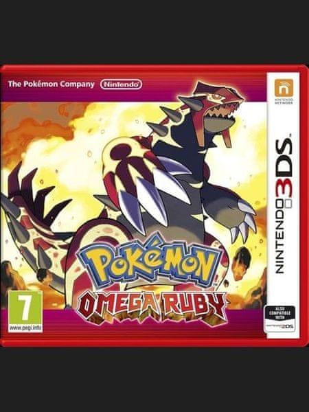 Pokémon Omega Ruby (3DS)