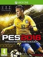 Pro Evolution Soccer 2016 (XBOX)