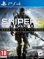 Sniper: Ghost Warrior 3 - Season Pass Edition (PS4)