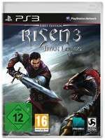 Risen 3: Titan Lords - First Edition (PS3)
