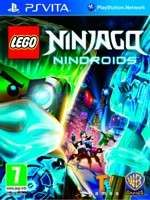 LEGO Ninjago: Nindroids (PSVITA)