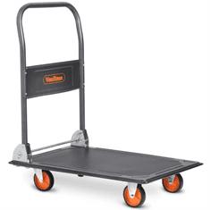 VonHaus platformni transportni voziček, 150 kg