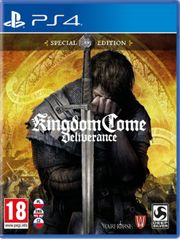 Kingdom Come: Deliverance - Special Edition (PS4)