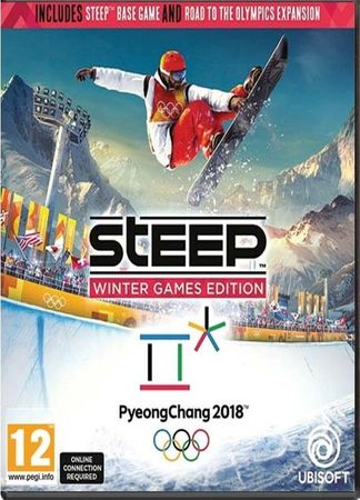 Steep - Winter Games Edition