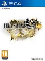 Final Fantasy Type-O HD (PS4)