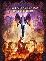 Saints Row: Gat Out of Hell First Edition