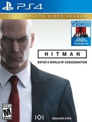 Hitman - The Complete First Season (PS4)