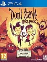 Dont Starve - Mega Pack (PS4)