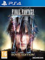 Final Fantasy XV - Royal Edition (PS4)