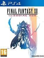 Final Fantasy XII: The Zodiac Age (PS4)