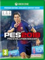 Pro Evolution Soccer 2018 Premium Edition (XBOX)