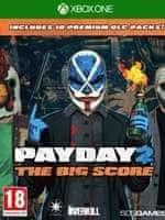 Payday 2: The Big Score (XONE)