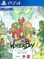 Wonder Boy: The Dragons Trap (PS4)