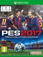 Pro Evolution Soccer 2017 (XBOX)