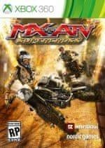 MX vs ATV Supercross (XBOX 360)