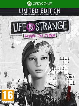 Life is Strange: Before the Storm (Limited Edition) (XBOX1)