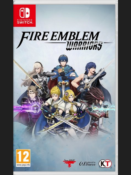 Fire Emblem: Warriors (SWITCH)