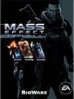 Mass Effect Trilogy (kód v krabičke) (PC)