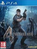 Resident Evil 4 HD (PS4)