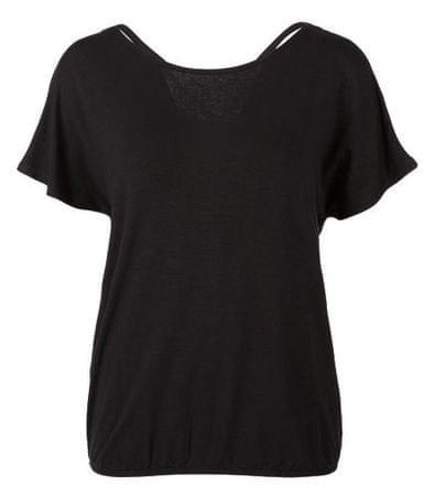 s.Oliver női póló 38 fekete