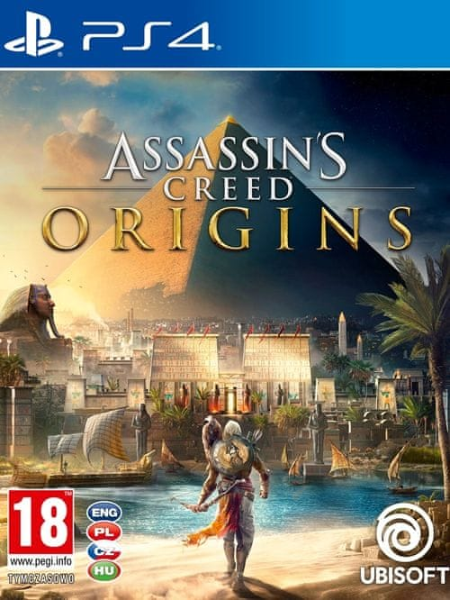 Sony Assassins Creed: Origins (PS4)