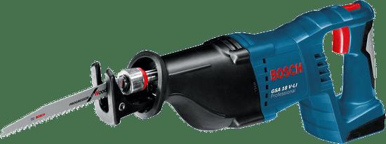 BOSCH Professional akumulatorska sabljasta pila GSA 18 V-LI (060164J00B)