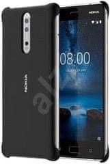 Nokia 8 Soft Touch Case Black CC-801