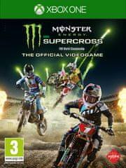 Square Enix Monster Energy Supercross (Xbox One)