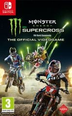 Square Enix Monster Energy Supercross (Switch)