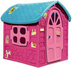 Dohany Kerti házikó - rózsaszín