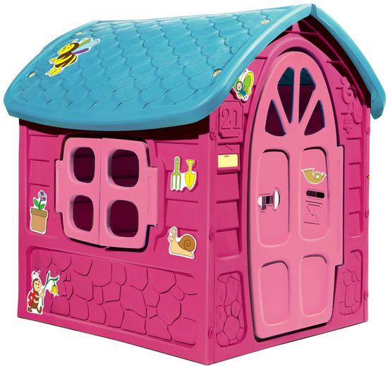 Dohany Domček záhradný - ružový