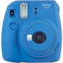 2 - FujiFilm polaroidni analogni fotoaparat Instax Mini 9, temno moder