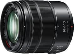 PANASONIC 14-140 mm Lumix G VARIO F3,5–5,6 POWER O.I.S. (H-FS14140E)
