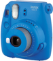 1 - FujiFilm polaroidni analogni fotoaparat Instax Mini 9, tamno plavi