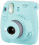 1 - FujiFilm Instax Mini 9 Ice Blue