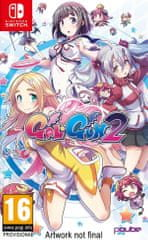 PQube igra Galgun 2 (Switch)