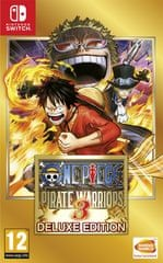 Namco Bandai Games igra One Piece Pirate Warriors 3 Deluxe Edition (Switch)