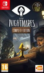 Namco Bandai Games igra Little Nightmares Complete Edition (Switch)