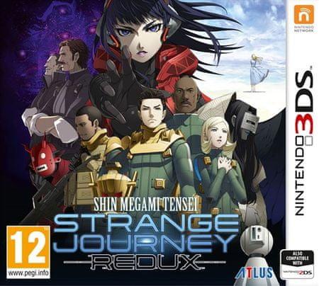 Atlus igra Shin Megami Tensei: Strange Journey Redux (3DS)