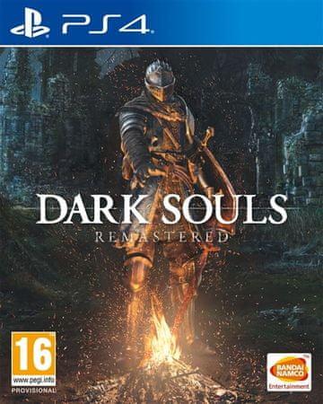 Namco igra Dark Souls Remastered (PS4)