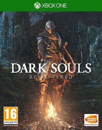 Namco Bandai Games igra Dark Souls Remastered (Xbox One)