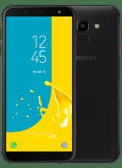 Samsung Galaxy J6, černá