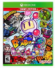 Konami igra Super Bomberman R Shiny Edition (Xbox One)