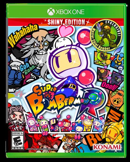 Konami igra Super Bomberman R Shiny Edition (Xbox One)