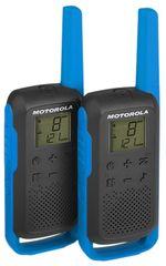 Motorola TLKR T62, modrá